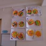 造形教室 フィンガーペイント(3才児)