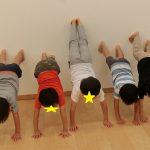 にじいろ保育園二子新地 体操教室