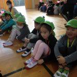 上飯田小学校の交流会に参加しました!