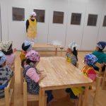 食育:3歳児クラス(うみ組)