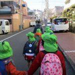 たいよう組が羽田空港へ遠足に行きました