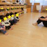 にじいろ保育園二子新地 幼児体操教室