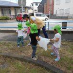 春のごみゼロ地域清掃活動