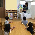 三大栄養素と箸指導 3歳児