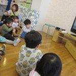 10/31 老人ホームでの交流会♪ふたば組(ちゅーりっぷ)