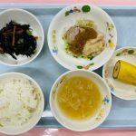 6月11日(金)昼食