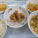 6月9日の昼食